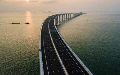 Hong Kongi ja Macau vahel avati maailma pikem sild